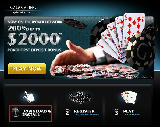 Legal play online poker louisiana